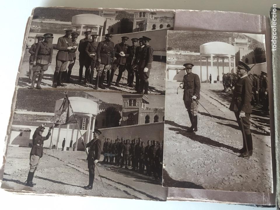 Fotografía antigua: Álbum fotográfico antiguo militar Rey de Marruecos ver fotos - Foto 45 - 221511950