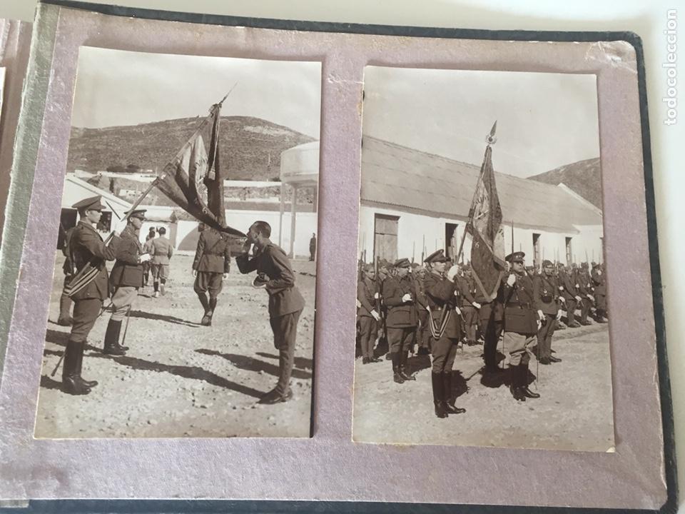 Fotografía antigua: Álbum fotográfico antiguo militar Rey de Marruecos ver fotos - Foto 46 - 221511950