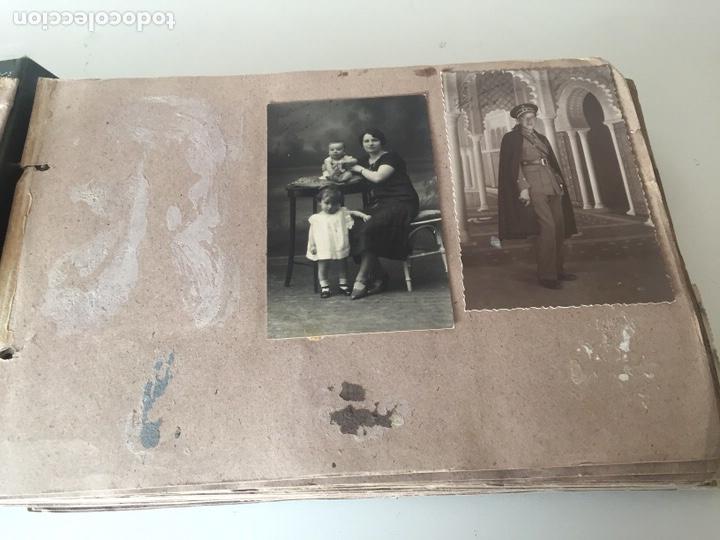 Fotografía antigua: Álbum fotográfico antiguo familiar y más - Foto 4 - 221512361
