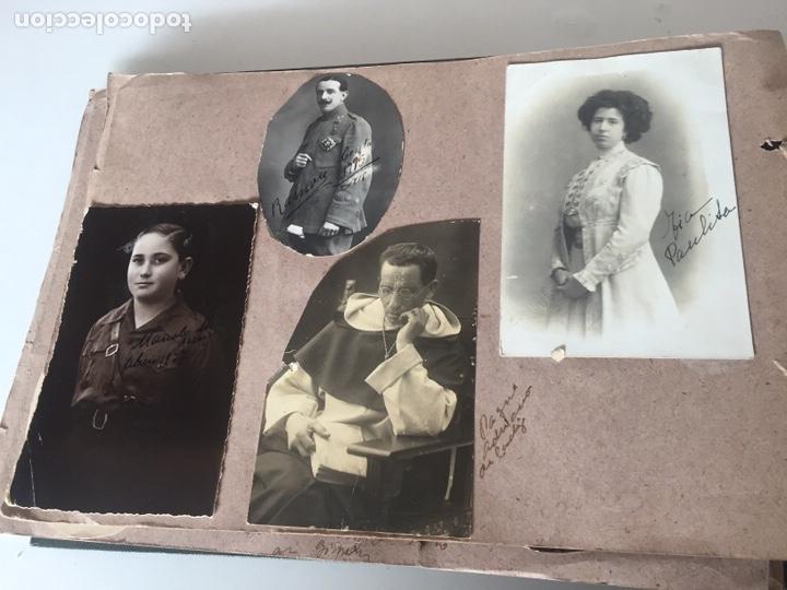 Fotografía antigua: Álbum fotográfico antiguo familiar y más - Foto 5 - 221512361