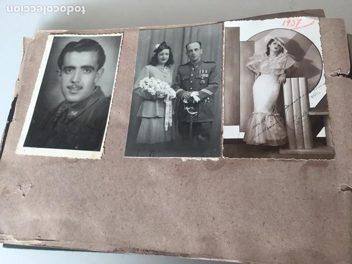Fotografía antigua: Álbum fotográfico antiguo familiar y más - Foto 6 - 221512361