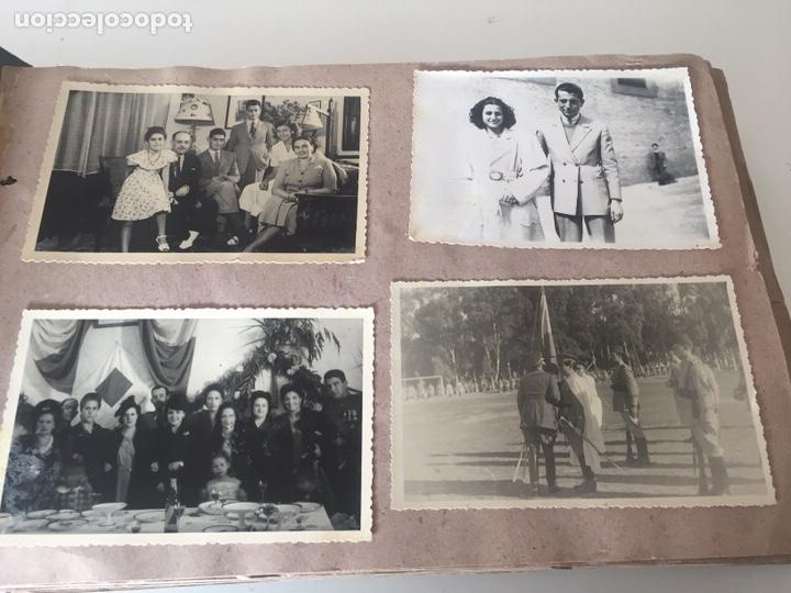 Fotografía antigua: Álbum fotográfico antiguo familiar y más - Foto 7 - 221512361