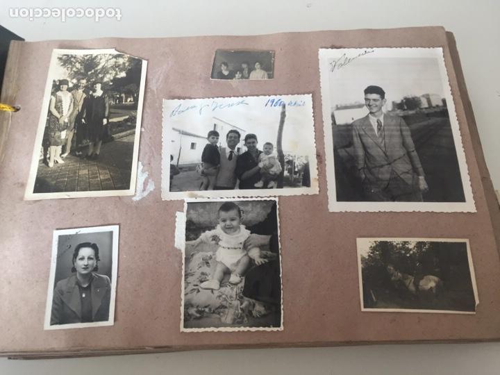 Fotografía antigua: Álbum fotográfico antiguo familiar y más - Foto 8 - 221512361
