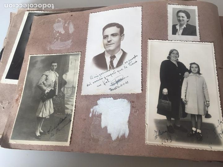Fotografía antigua: Álbum fotográfico antiguo familiar y más - Foto 10 - 221512361