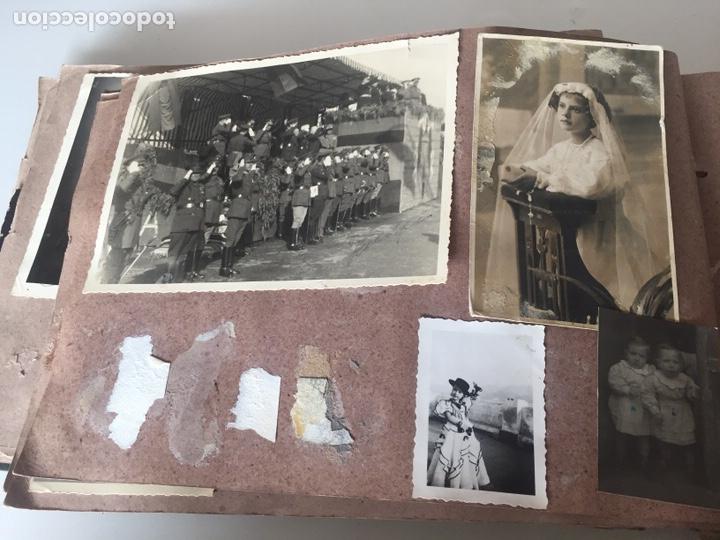 Fotografía antigua: Álbum fotográfico antiguo familiar y más - Foto 11 - 221512361