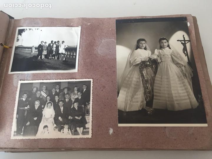 Fotografía antigua: Álbum fotográfico antiguo familiar y más - Foto 12 - 221512361