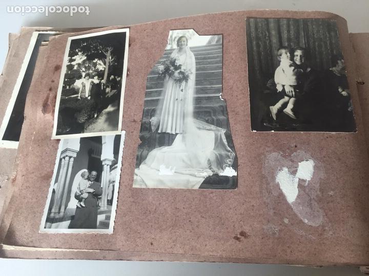 Fotografía antigua: Álbum fotográfico antiguo familiar y más - Foto 14 - 221512361