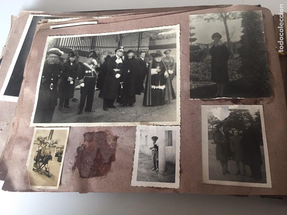 Fotografía antigua: Álbum fotográfico antiguo familiar y más - Foto 16 - 221512361