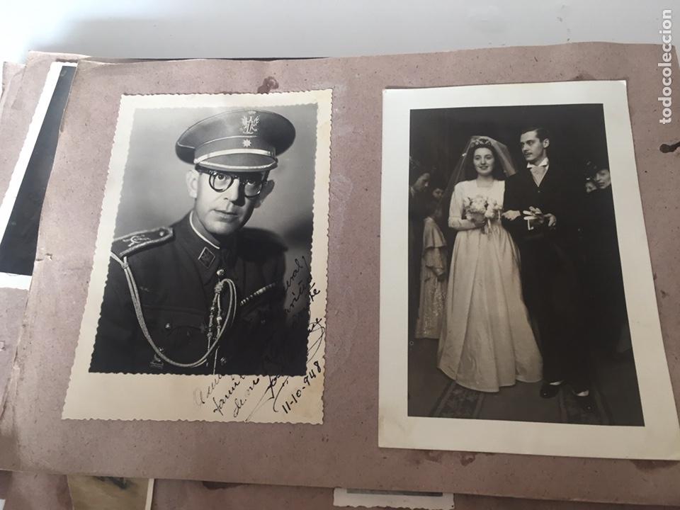 Fotografía antigua: Álbum fotográfico antiguo familiar y más - Foto 17 - 221512361
