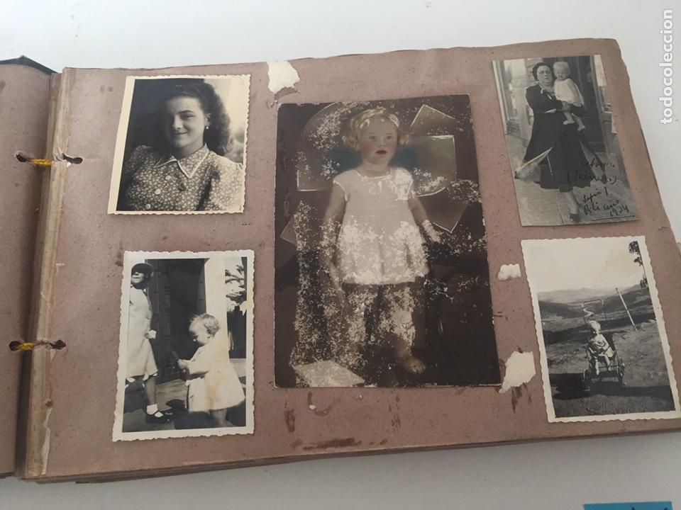 Fotografía antigua: Álbum fotográfico antiguo familiar y más - Foto 18 - 221512361