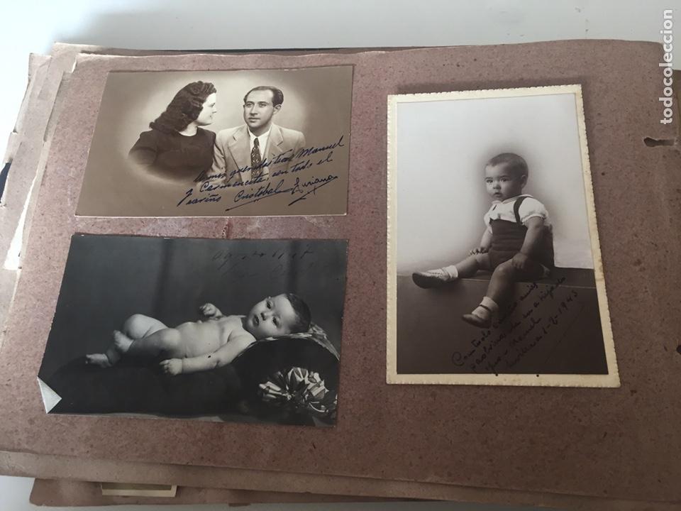 Fotografía antigua: Álbum fotográfico antiguo familiar y más - Foto 20 - 221512361