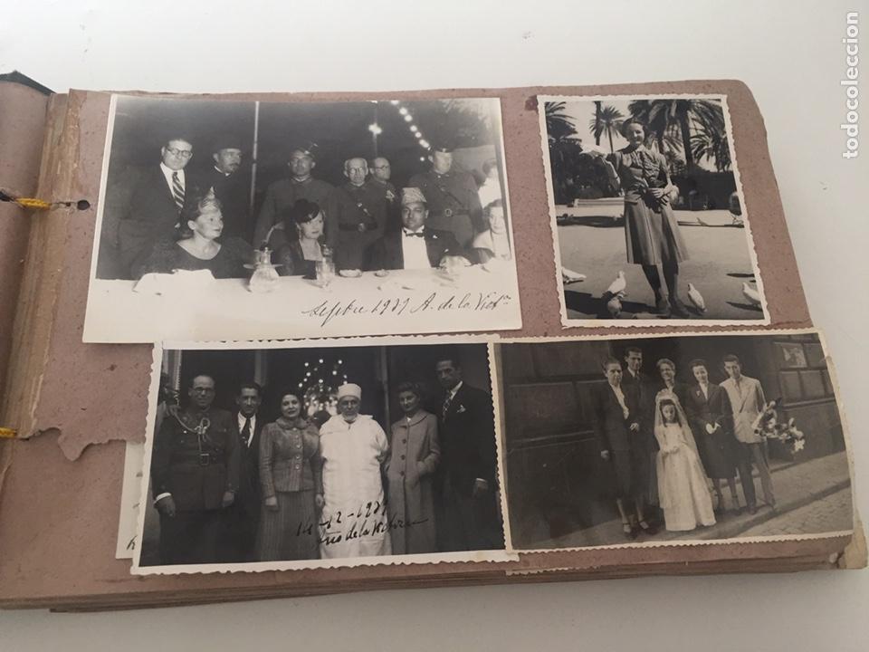 Fotografía antigua: Álbum fotográfico antiguo familiar y más - Foto 21 - 221512361
