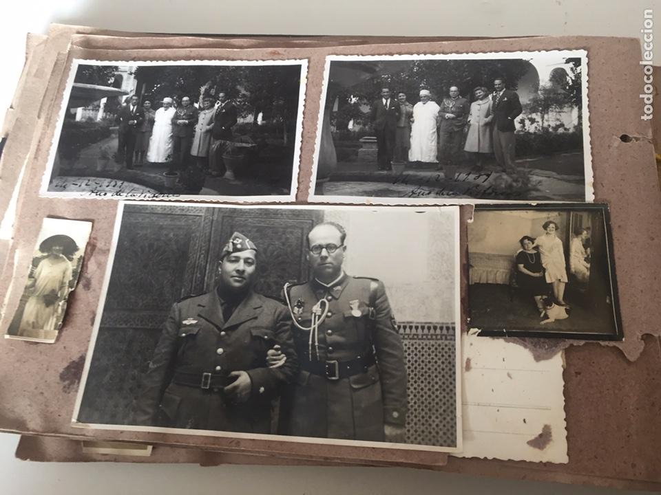 Fotografía antigua: Álbum fotográfico antiguo familiar y más - Foto 22 - 221512361