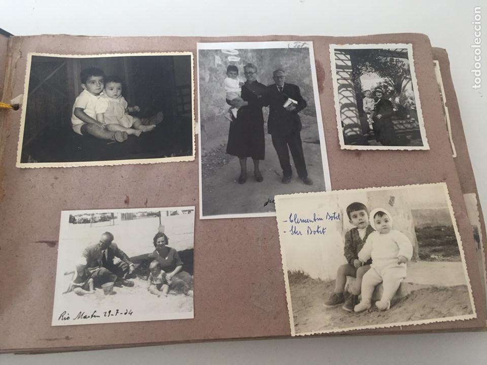 Fotografía antigua: Álbum fotográfico antiguo familiar y más - Foto 23 - 221512361