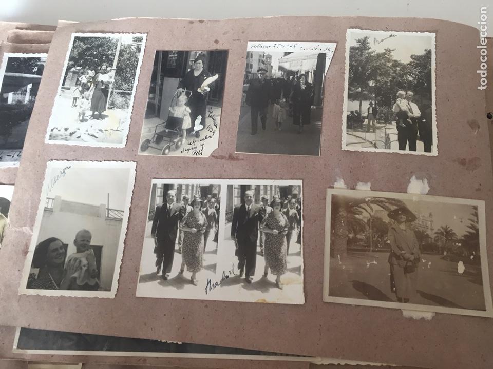 Fotografía antigua: Álbum fotográfico antiguo familiar y más - Foto 24 - 221512361