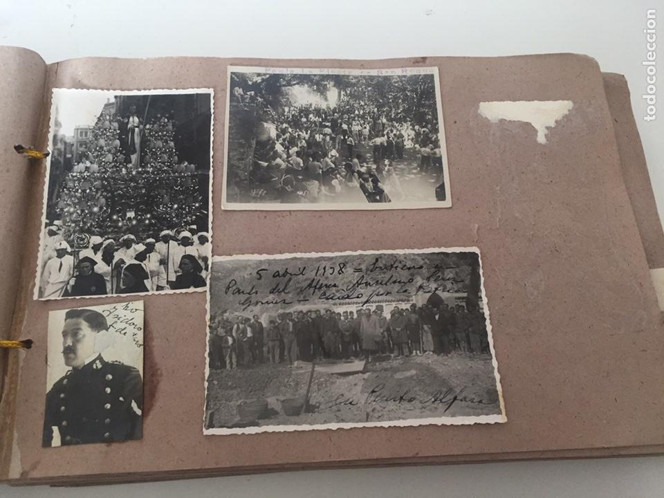 Fotografía antigua: Álbum fotográfico antiguo familiar y más - Foto 26 - 221512361