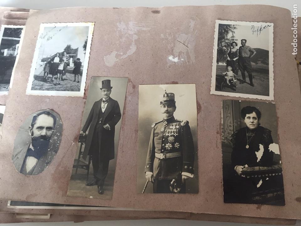 Fotografía antigua: Álbum fotográfico antiguo familiar y más - Foto 27 - 221512361