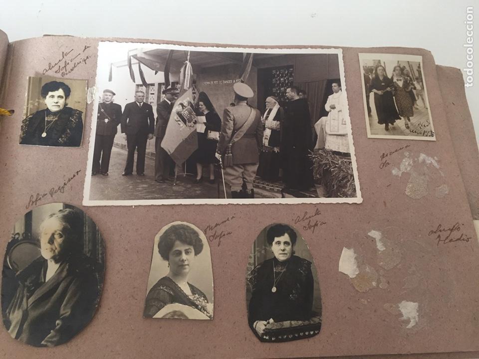 Fotografía antigua: Álbum fotográfico antiguo familiar y más - Foto 31 - 221512361