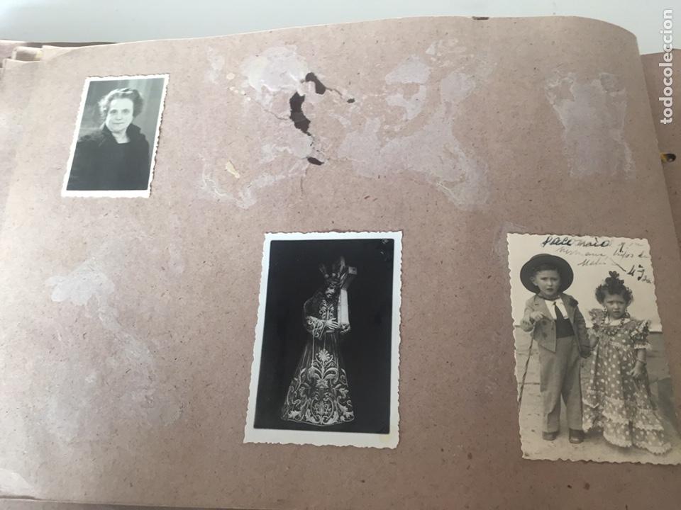 Fotografía antigua: Álbum fotográfico antiguo familiar y más - Foto 32 - 221512361