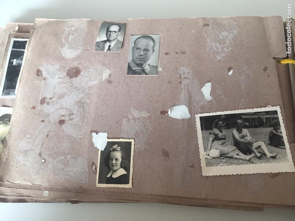 Fotografía antigua: Álbum fotográfico antiguo familiar y más - Foto 37 - 221512361