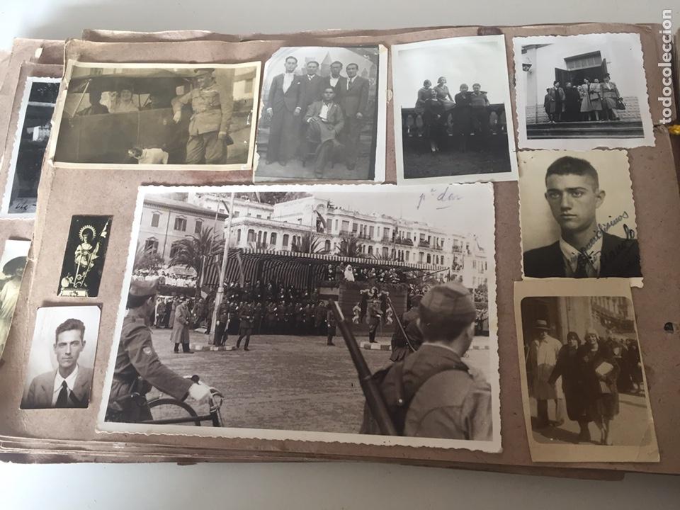 Fotografía antigua: Álbum fotográfico antiguo familiar y más - Foto 39 - 221512361
