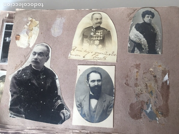 Fotografía antigua: Álbum fotográfico antiguo familiar y más - Foto 40 - 221512361