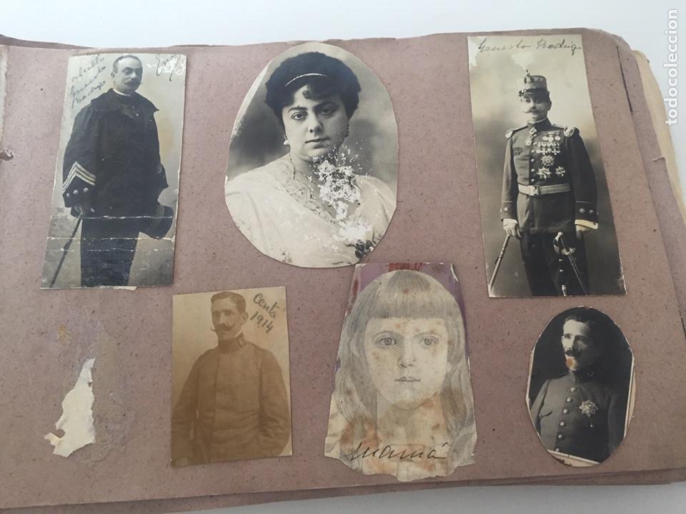 Fotografía antigua: Álbum fotográfico antiguo familiar y más - Foto 41 - 221512361
