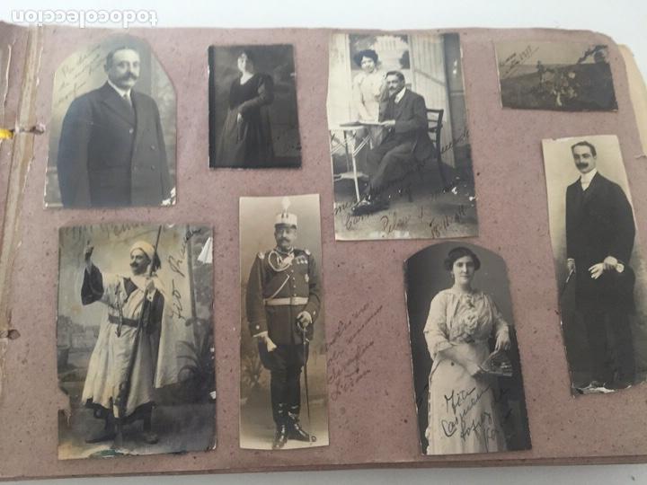 Fotografía antigua: Álbum fotográfico antiguo familiar y más - Foto 42 - 221512361