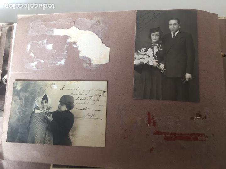 Fotografía antigua: Álbum fotográfico antiguo familiar y más - Foto 46 - 221512361