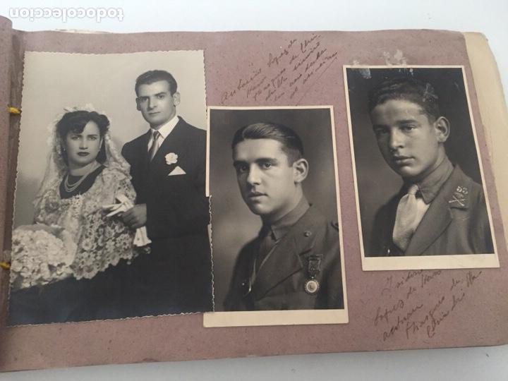 Fotografía antigua: Álbum fotográfico antiguo familiar y más - Foto 47 - 221512361