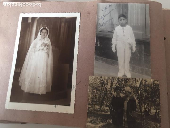 Fotografía antigua: Álbum fotográfico antiguo familiar y más - Foto 50 - 221512361