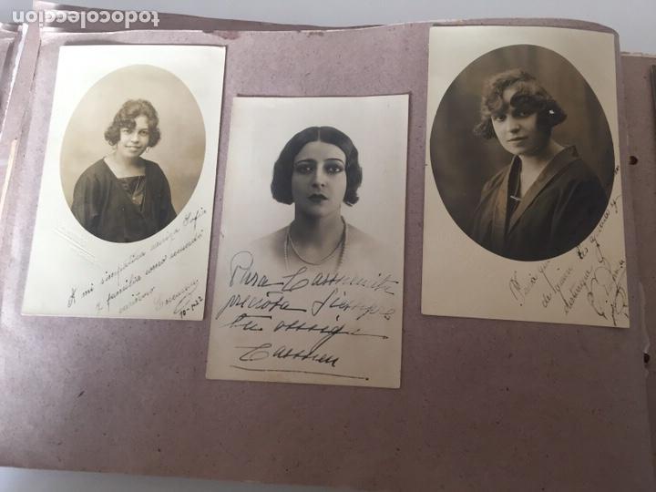 Fotografía antigua: Álbum fotográfico antiguo familiar y más - Foto 53 - 221512361
