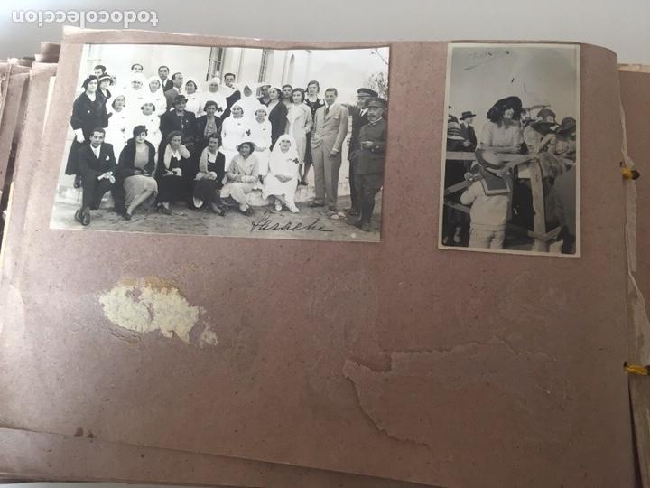 Fotografía antigua: Álbum fotográfico antiguo familiar y más - Foto 56 - 221512361
