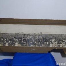 Fotografía antigua: GRAN FOTOGRAFÍA DE UN ACTO EN BUENOS AIRES.AYMASSO,CALLE FLORIDA 126.PRINCIPIO SIGLO XX.. Lote 222396271