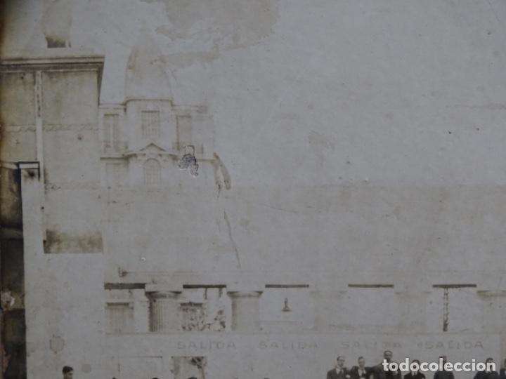 Fotografía antigua: GRAN FOTOGRAFÍA DE UN ACTO EN BUENOS AIRES.AYMASSO,CALLE FLORIDA 126.PRINCIPIO SIGLO XX. - Foto 14 - 222396271