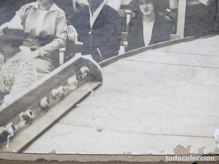 Fotografía antigua: GRAN FOTOGRAFÍA DE UN ACTO EN BUENOS AIRES.AYMASSO,CALLE FLORIDA 126.PRINCIPIO SIGLO XX. - Foto 17 - 222396271