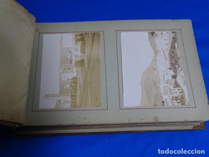 Fotografía antigua: ALBUM CON 89 FOTOS(11X8.5) DE BARCELONA,TARRAGONA.MILITARES,PARTICULARES,ETC.PRINCIPIO SIGLO XX. - Foto 2 - 223036610