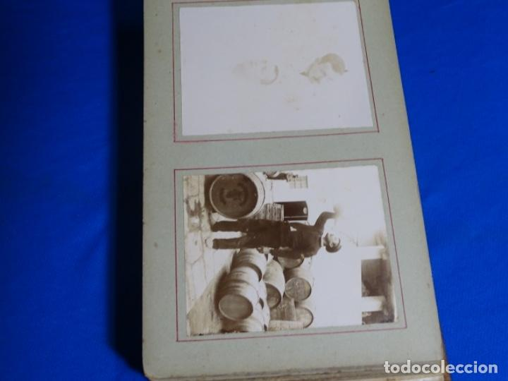 Fotografía antigua: ALBUM CON 89 FOTOS(11X8.5) DE BARCELONA,TARRAGONA.MILITARES,PARTICULARES,ETC.PRINCIPIO SIGLO XX. - Foto 3 - 223036610