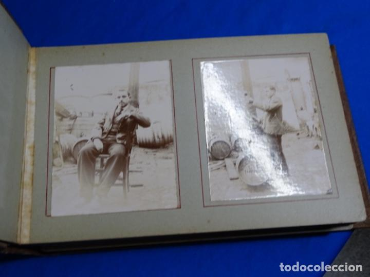 Fotografía antigua: ALBUM CON 89 FOTOS(11X8.5) DE BARCELONA,TARRAGONA.MILITARES,PARTICULARES,ETC.PRINCIPIO SIGLO XX. - Foto 4 - 223036610