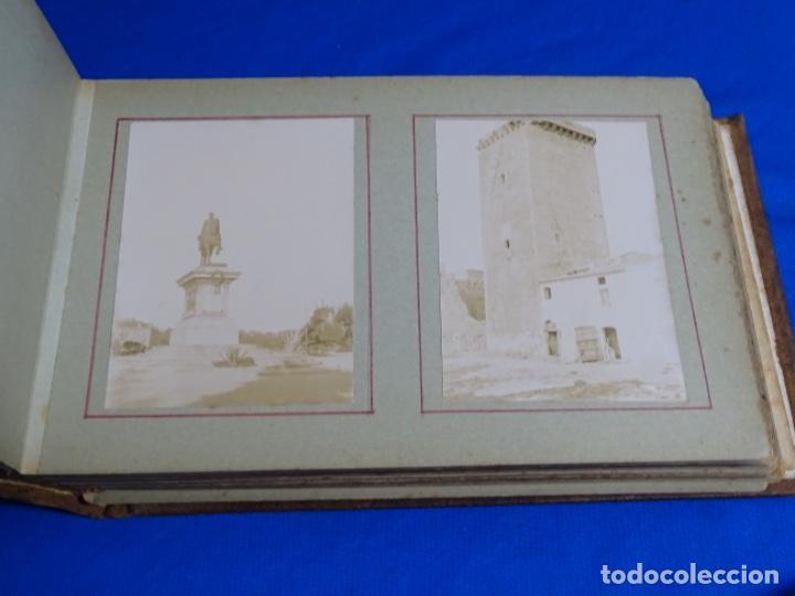 Fotografía antigua: ALBUM CON 89 FOTOS(11X8.5) DE BARCELONA,TARRAGONA.MILITARES,PARTICULARES,ETC.PRINCIPIO SIGLO XX. - Foto 7 - 223036610