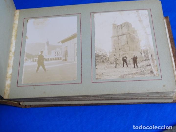 Fotografía antigua: ALBUM CON 89 FOTOS(11X8.5) DE BARCELONA,TARRAGONA.MILITARES,PARTICULARES,ETC.PRINCIPIO SIGLO XX. - Foto 8 - 223036610