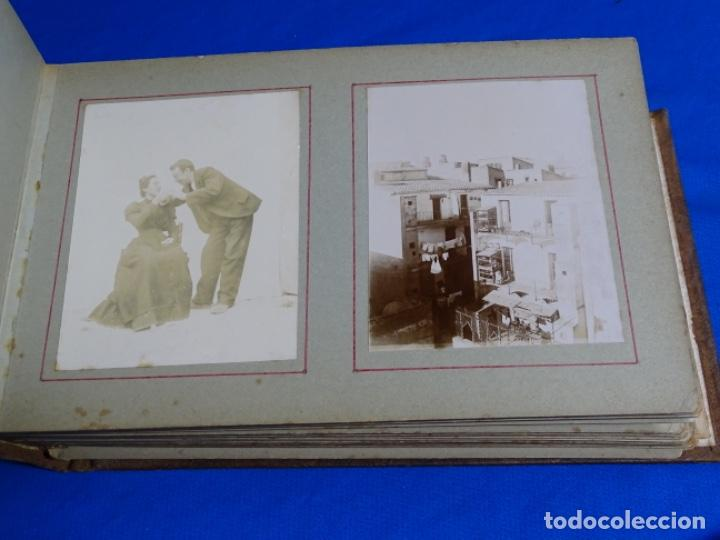 Fotografía antigua: ALBUM CON 89 FOTOS(11X8.5) DE BARCELONA,TARRAGONA.MILITARES,PARTICULARES,ETC.PRINCIPIO SIGLO XX. - Foto 9 - 223036610