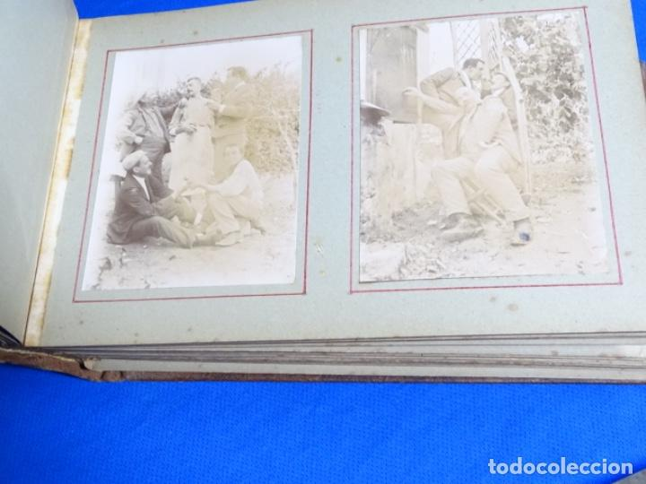 Fotografía antigua: ALBUM CON 89 FOTOS(11X8.5) DE BARCELONA,TARRAGONA.MILITARES,PARTICULARES,ETC.PRINCIPIO SIGLO XX. - Foto 10 - 223036610