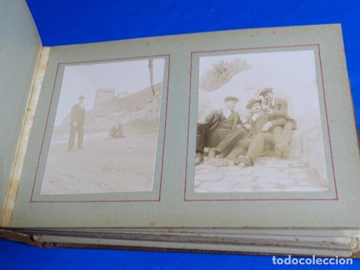 Fotografía antigua: ALBUM CON 89 FOTOS(11X8.5) DE BARCELONA,TARRAGONA.MILITARES,PARTICULARES,ETC.PRINCIPIO SIGLO XX. - Foto 12 - 223036610