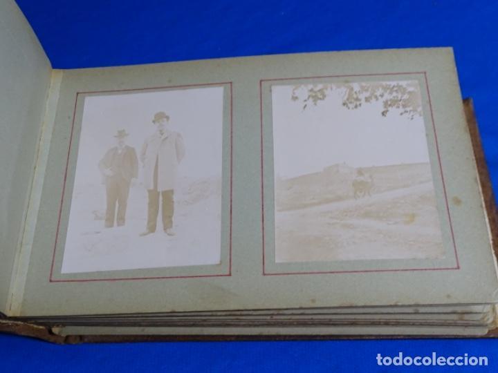 Fotografía antigua: ALBUM CON 89 FOTOS(11X8.5) DE BARCELONA,TARRAGONA.MILITARES,PARTICULARES,ETC.PRINCIPIO SIGLO XX. - Foto 13 - 223036610