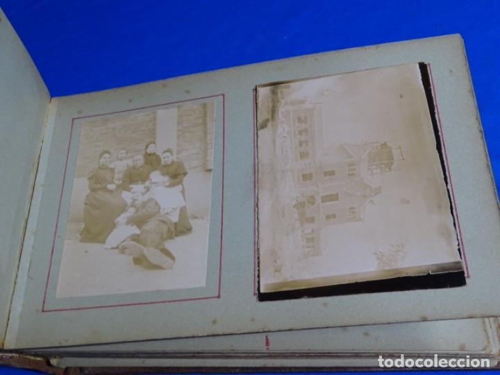 Fotografía antigua: ALBUM CON 89 FOTOS(11X8.5) DE BARCELONA,TARRAGONA.MILITARES,PARTICULARES,ETC.PRINCIPIO SIGLO XX. - Foto 15 - 223036610