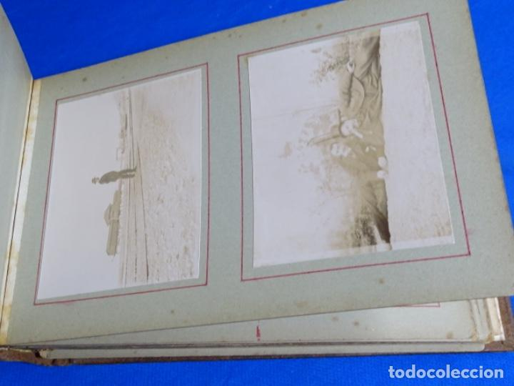 Fotografía antigua: ALBUM CON 89 FOTOS(11X8.5) DE BARCELONA,TARRAGONA.MILITARES,PARTICULARES,ETC.PRINCIPIO SIGLO XX. - Foto 18 - 223036610