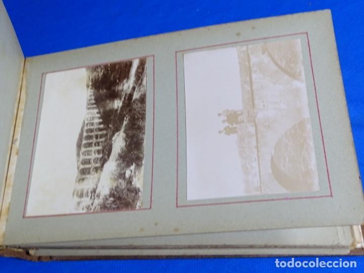 Fotografía antigua: ALBUM CON 89 FOTOS(11X8.5) DE BARCELONA,TARRAGONA.MILITARES,PARTICULARES,ETC.PRINCIPIO SIGLO XX. - Foto 20 - 223036610