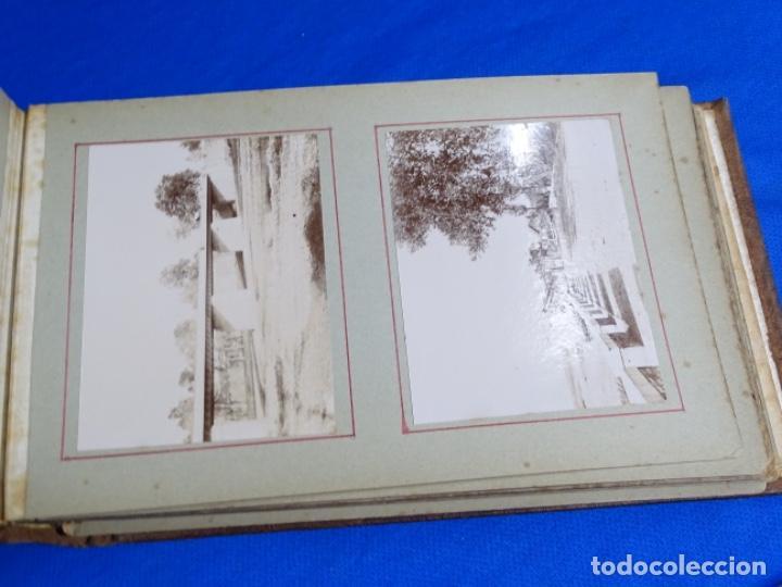 Fotografía antigua: ALBUM CON 89 FOTOS(11X8.5) DE BARCELONA,TARRAGONA.MILITARES,PARTICULARES,ETC.PRINCIPIO SIGLO XX. - Foto 22 - 223036610