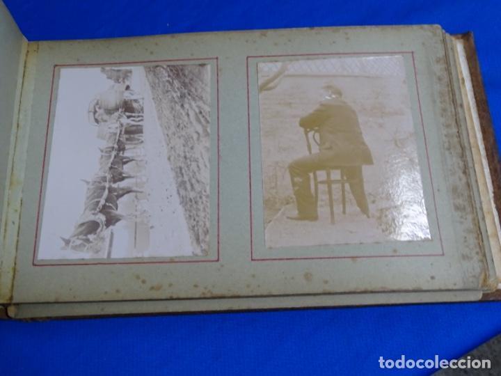 Fotografía antigua: ALBUM CON 89 FOTOS(11X8.5) DE BARCELONA,TARRAGONA.MILITARES,PARTICULARES,ETC.PRINCIPIO SIGLO XX. - Foto 29 - 223036610